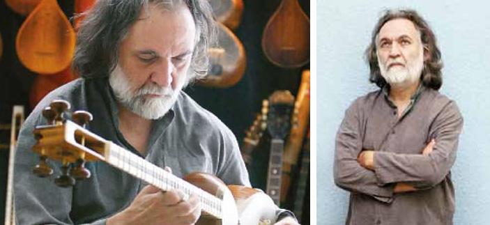 گفتگوی مفصل با درخشانی استاد موسیقی ایرانی