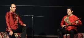 نگاهی به کنسرت حسین علیشاپور و مهدی رستمی