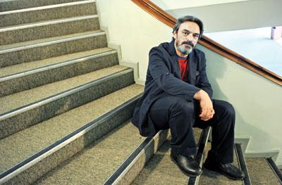 حسین علیزاده (عكس: حجتسپهوند)