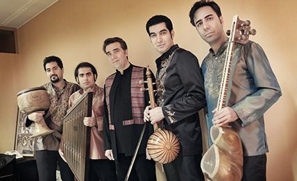 گروه موسیقی قمر