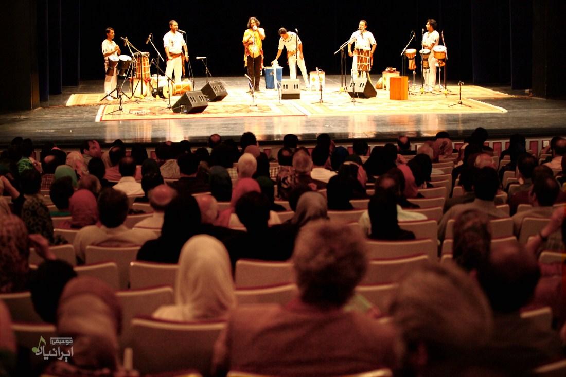 حضور گروه موسیقی «لیان» در فستیوال «راین فارست» مالزی
