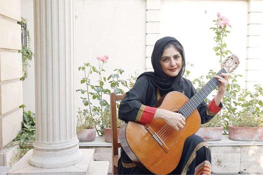 گفتوگو با نخستین زن دکترای نوازندگی گیتار