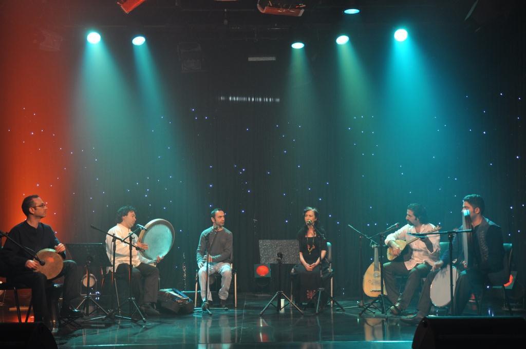 عکسهای موسیقی ایرانیان از این اجراها