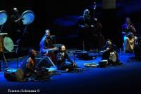 کنسرت گروه رستاک (برای بزرگنمایی کلیک کنید)