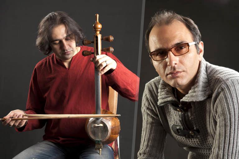 حسین علیشاپور و برزو امیری