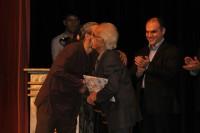 مراسم بزرگداشت عباس خوشدل (برای بزرگنمایی تصویر کلیک کنید)