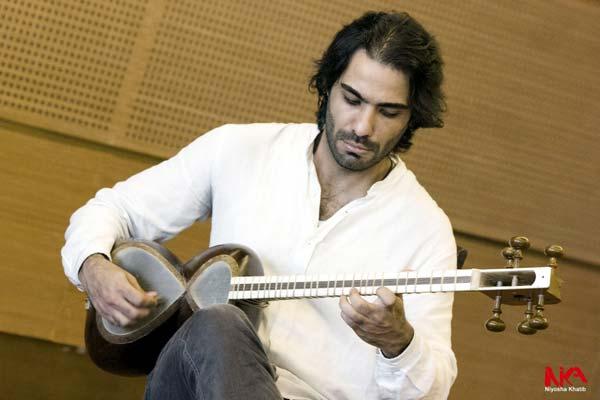 اشعار شاملو در کنسرت جدید علی قمصری