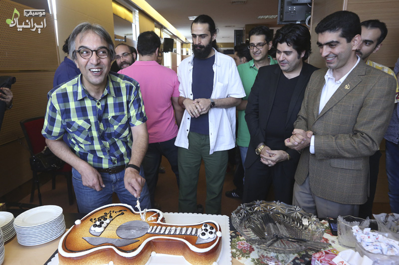 حمید متبسم (عکس از عبدالله حیدری)