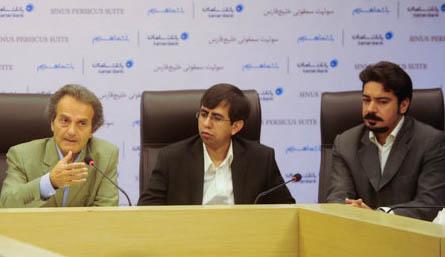 گزارش نشست خبری روحانی برای اجرا سوئیت سمفونی خلیج فارس