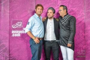 کنسرت شهرام شکوهی (برای بزرگنمایی تصویر کلیک کنید)