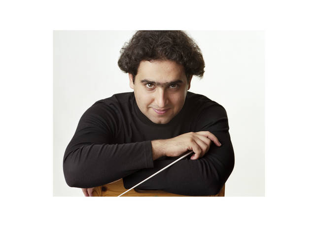 گفتو گو با رهبر ارکستر ایرانی