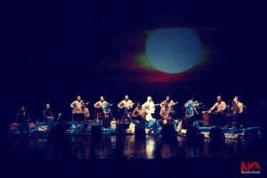 کنسرت همنوازان حصار (برای بزرگنمایی تصویر کلیک کنید)