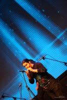 کنسرت گروه موسیقی رستاک (برای بزرگنمایی تصویر کلیک کنید)