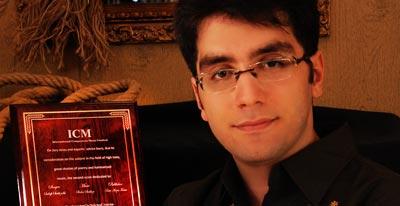 گفتگو با شیخ زاده،به بهانه کسب رتبه دوم فستیوال موسیقی «ICM» اتریش و انتشار آلبوم موسیقی «اینک از امید»