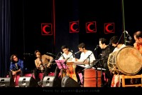 کنسرت گروه موسیقی «نُوان» (برای بزرگنمایی تصویر کلیک کنید)