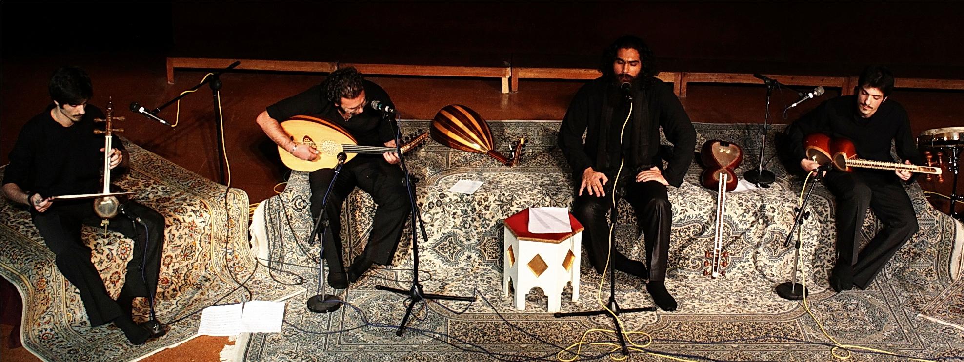 کنسرت «ناردونه» به خوانندگی زندوکیلی برگزار می شود