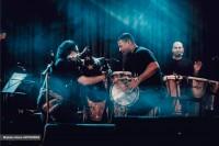 کنسرت گروه دارکوب در اهواز (برای بزرگنمایی تصویر کلیک کنید)
