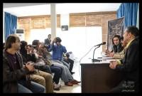 نشست خبری کیوان ساکت (برای بزرگنمایی تصویر کلیک کنید)