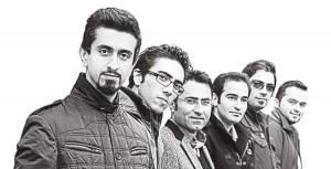 اعضای گروه موسیقی ایرانیِ «نوانس»