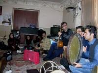 گزارش تصویری از تمرین گروه آوای پارسیان