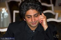 کنسرت علیرضا قربانی در آمل (برای بزرگنمایی تصویر کلیک کنید)