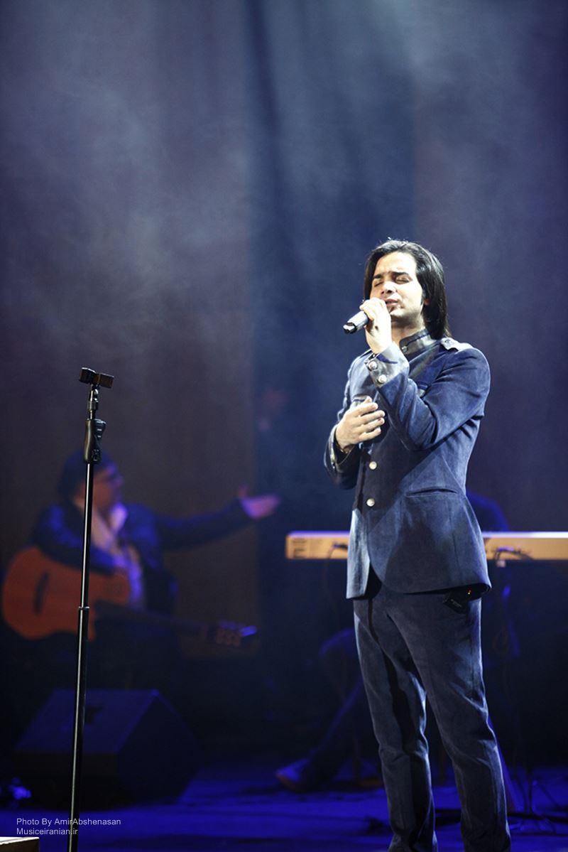 گزارش کنسرت کنسرت تهران عکس کنسرت اخبار کنسرت