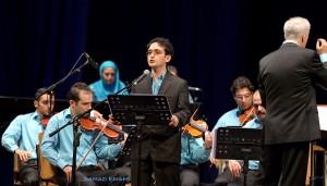 کنسرت ارکستر مهر (برای بزرگنمایی تصویر کلیک کنید)