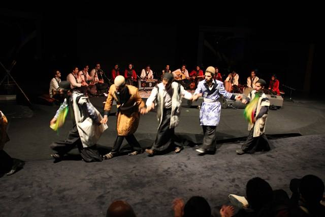 عکسهای موسیقی ایرانیان از این کنسرت
