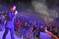 کنسرت فرزاد فرزین در چناران (برای بزرگنمایی تصویر کلیک کنید)