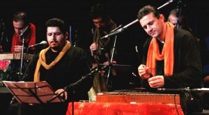 پژمان طاهری و محمود صالحی