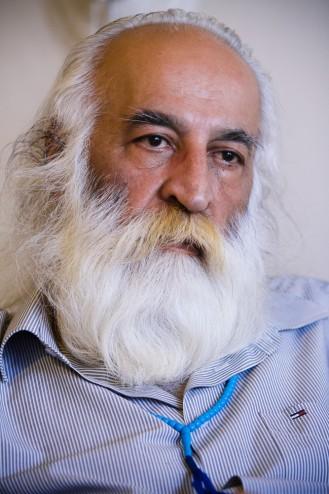 محمدرضا لطفی (عکس از سروش خطابی)
