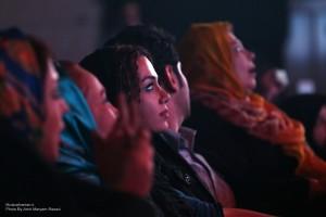 کنسرت مهدی یراحی (برای بزرگنمایی تصویر کلیک کنید)