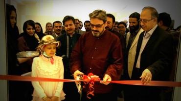 گشایش نمایشگاه عکسهای «حسین علیزاده»