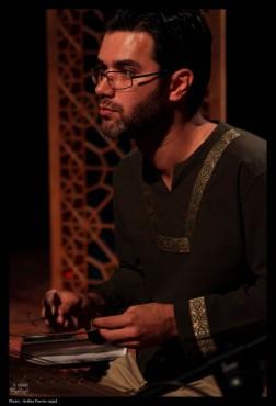 کنسرت «شب ساز ایرانی» (برای بزرگنمایی تصویر کلیک کنید)