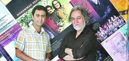 گفتگوی موسیقی ایرانیان با عسگری