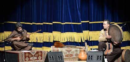 کنسرت «راز رود» با استقبال هنرمندان و مخاطبین به روی صحنه رفت