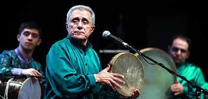 رونمایی آلبوم «مرغ سحر» با صدای خواننده بنام آذربایجانی