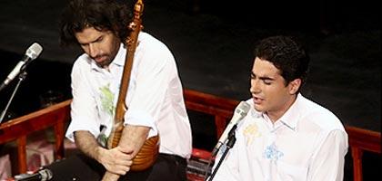 اجرای «آیینهها» توسط گروه موسیقی «سیاوش»