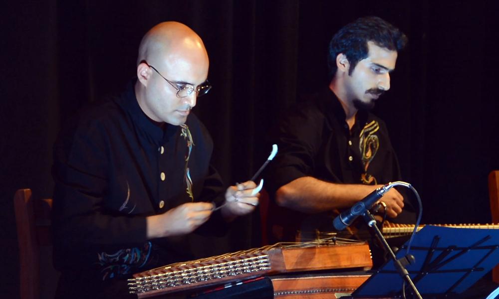 گزارش تصویری موسیقی ایرانیان از این کنسرت