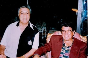 اکبر گلپایگانی و محمدرضا شجریان