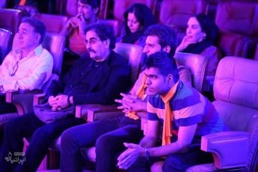 کنسرت گروه «آوای پارسیان»  (برای بزرگنمایی تصویر کلیک کنید)
