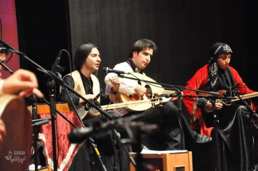 کنسرت گروه آوای پارسیان