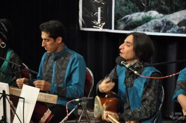 کنسرت گروه آوای پارسیان (برای بزرگنمایی تصویر کلیک کنید)