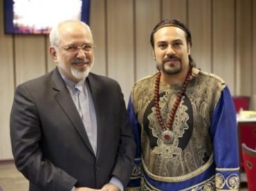 محمدجواد ظریف و  هژیر مهر افروز