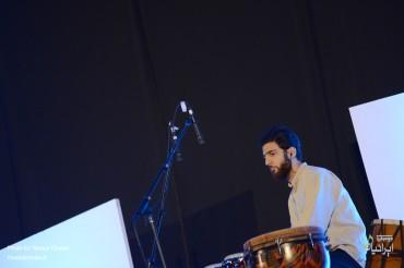 کنسرت همایون شجریان (برای بزرگنمایی تصویر کلیک کنید)