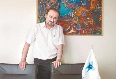 عبدالحسین مختاباد (عکس: محمد مویدی)