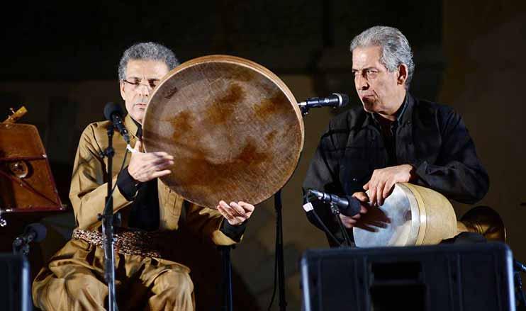 دومین شب از فستیوال موسیقی تهران برگزار شد/«زمستان» کامکارها به عمارت مسعودیه رسید/ ایجاد کمپین «من از موسیقی حمایت می کنم»