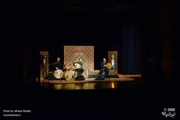 کنسرت «نغمههای مرکب» (برای بزرگنمایی تصویر کلیک کنید)
