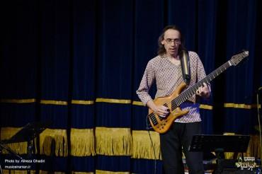 کنسرت گروه اپن سورس (برای بزرگنمایی تصویر کلیک کنید)