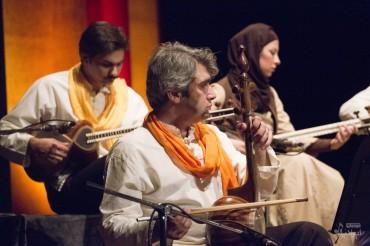 کنسرت گروه ایرانی (برای بزرگنمایی تصویر کلیک کنید)